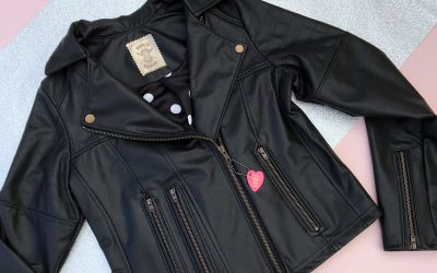 Creations from the studio – The biker jacket